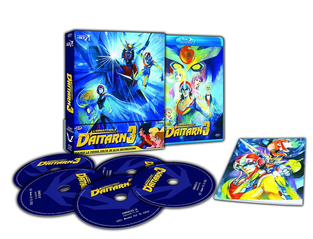Daitarn 3 Serie TV