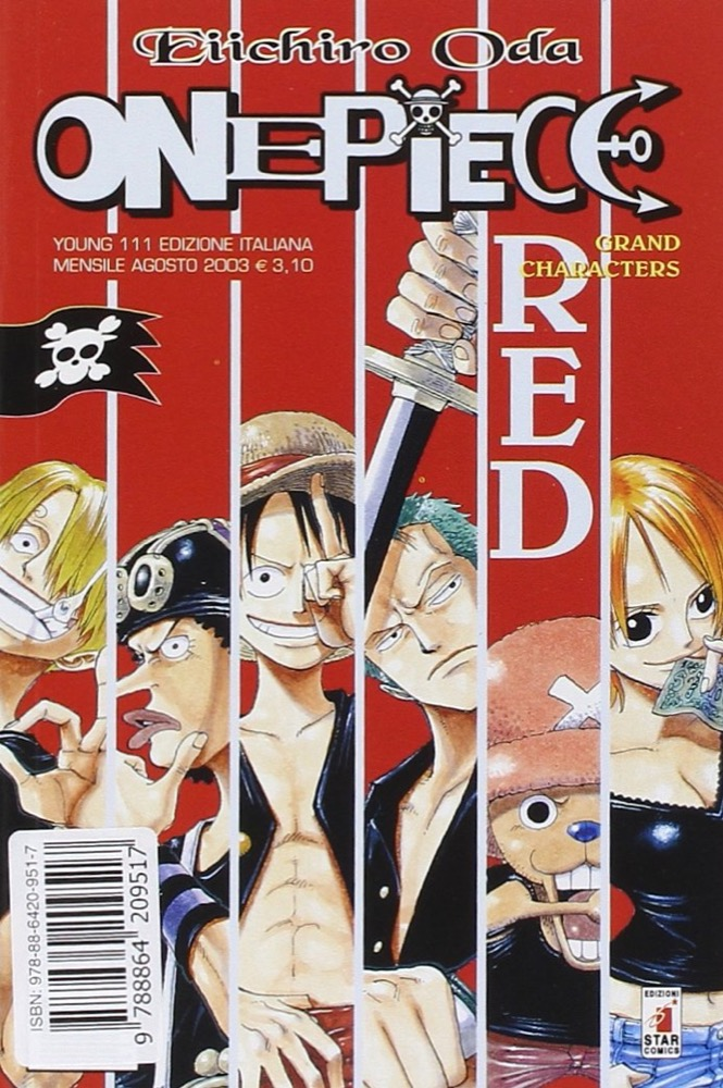 One Piece Red