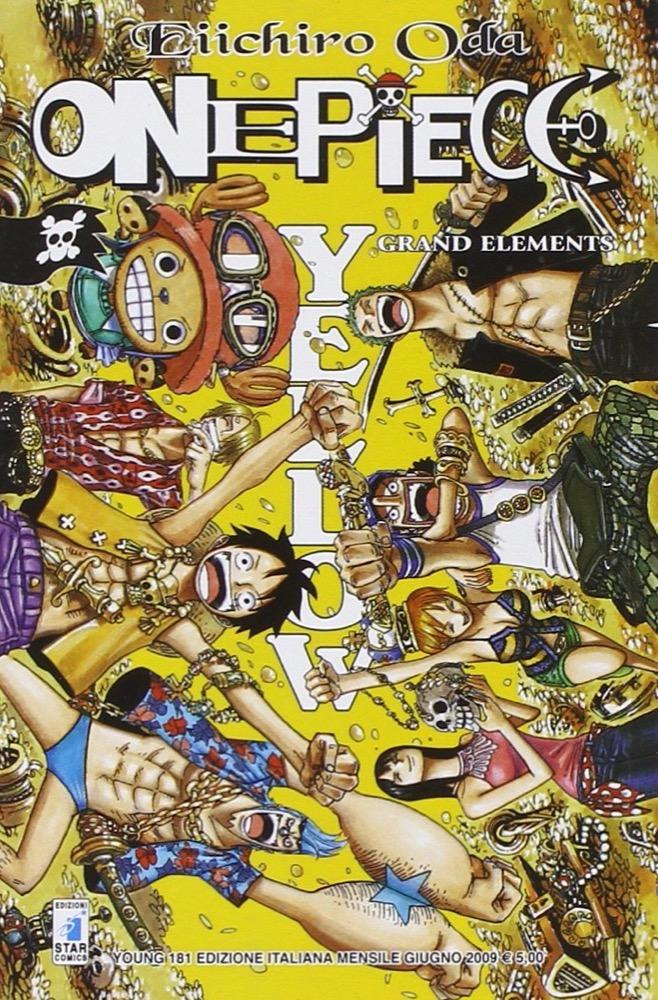 One Piece Yellow