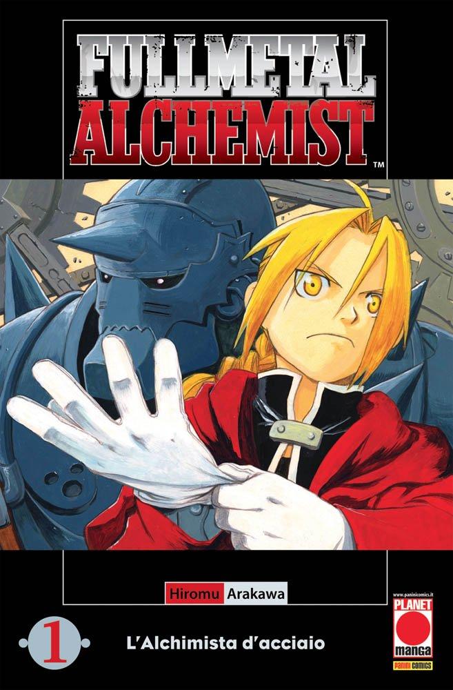 FullMetal Alchemist L' Alchimista d'Acciaio