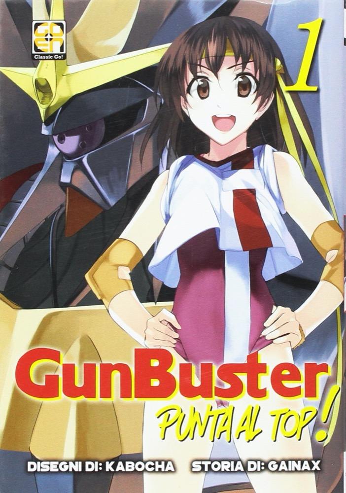 Gunbuster Punta al Top