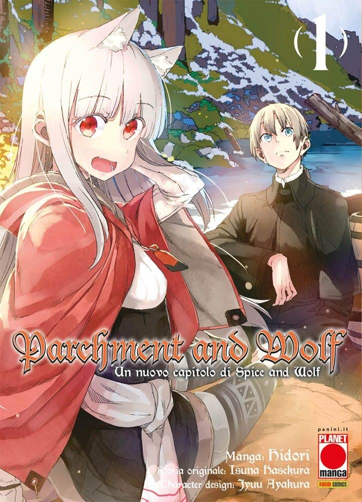 Parchment and Wolf