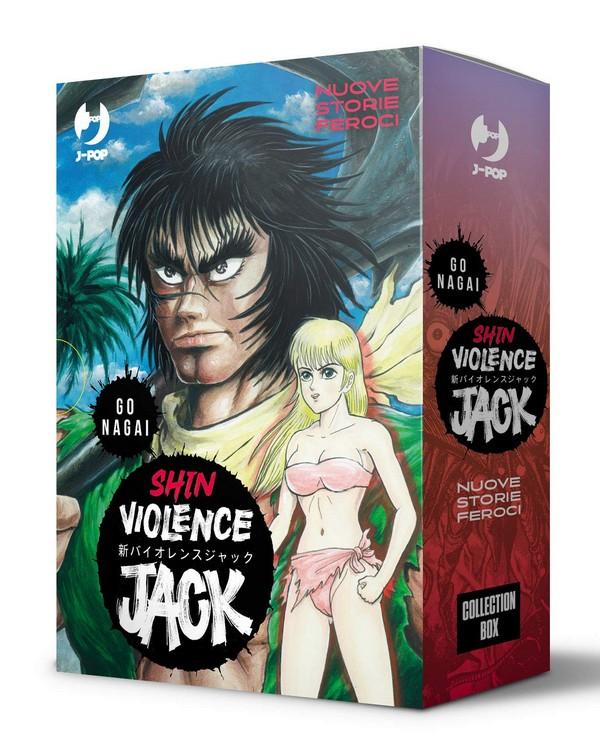 Shin Violence Jack Collection Box