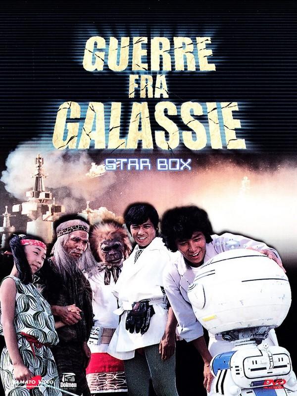 Guerre fra Galassie La Serie Tv Completa ( ep 01 - 27 )