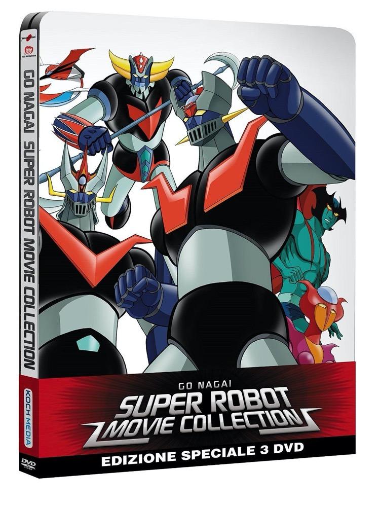 Go Nagai Super Movie Collection