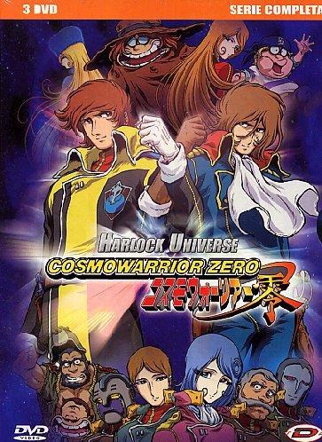 Cosmowarrior Zero La Serie Tv Completa