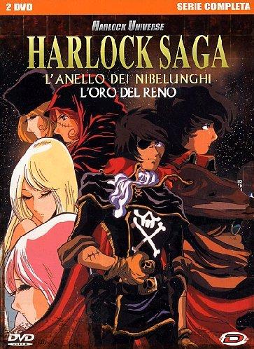 Harlock Saga La Serie Completa