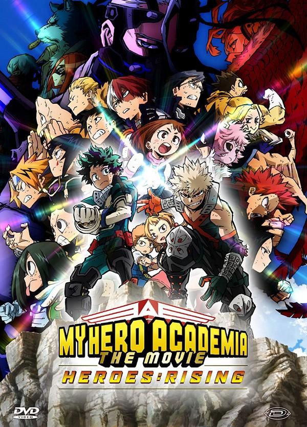 My Hero Academia Heros Rising The Movie