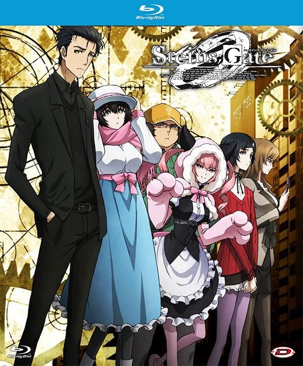 Steins Gate Zero La serie TV Completa Ep 01 - 24