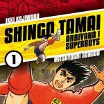 Shingo Tamai Arrivano i SuperBoys